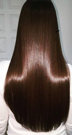 Best Indoor Garden Ideas for 2020 The number of internet users who are looking for… Brown Straight Hair, Long Dark Hair, Very Long Hair, Silky Smooth Hair, Beautiful Long Hair, Brunette Hair, Straight Hairstyles, Prom Hairstyles, Human Hair Wigs