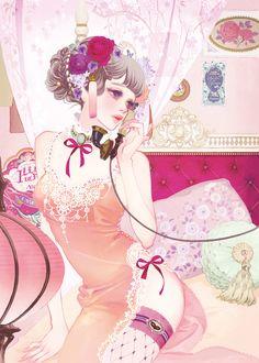 "inspiring-illustration: "" Hiromi Matsuo """
