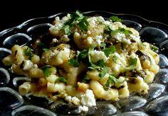 Poblano Macaroni and Cheese - making this next week!