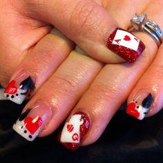 Queen of Heart Nails