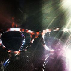 #indivijual in Aspen, Colorado. A unique purple tortoise shell frame has been gracing the slopes in Aspen this winter.