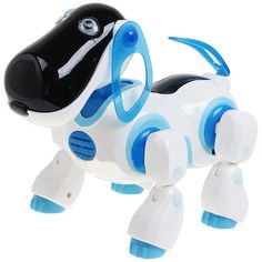 This smart dog, educational toy sings, dances and talks.The interactive dog is a great gadget for entertaining and increasing kids knowledge. Buy now at; http://www.tannipadna.com/Smart-Dog-interactive-Toy.html.  $49.99