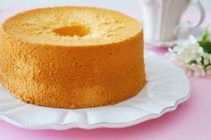 Orange chiffon cake la ricetta della ciambella americana all'arancia