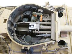 SdKfz 181 Panzer VI Tiger with Gun - wallys-wanderings Model Building, Guns, Diorama, Interior, Germany, Military, Models, Crafts, Tanks