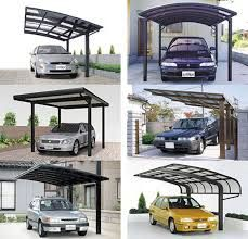 carport with deck on top - Google Search