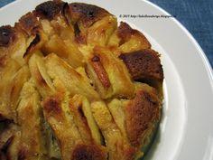 La Belle Auberge: Torta di mele 7. La torta di Hugh