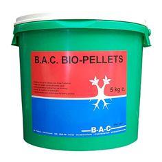"""Bio Pellets tratado con nuestro """"Final Solution"""", es usado como comida para microorganismos (estructura de humus) cuando se reutilizan los sustratos. Para Lava-Soil y Cocos."""
