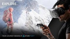 HTC Vive's app marketplace is officially open for business Read more Technology News Here --> http://digitaltechnologynews.com A VR headset without great content is like a bike without wheels and to that end HTC is now officially opening its Viveport store for the Vive so users can connect with games apps and experiences.  Previously the Viveport only existed in beta and much of the HTC Vive's content was hosted on Valve's Steam store. As of now though the Viveport's doors are fully open for…