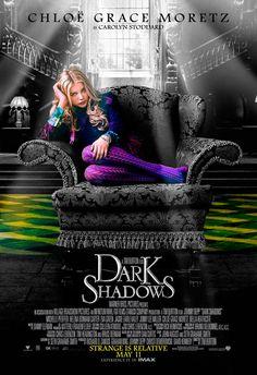 Dark Shadows ~ Chloë Grace Moretz as Carolyn Stoddard