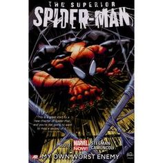 The mind of Doc-oc in the body of Peter Parker. But is he really the superior Spider-Man?