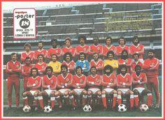 Tricampeões 1976/77