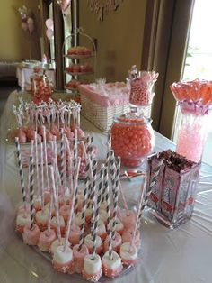 Candy Crate : A baby shower fit for a Princess!
