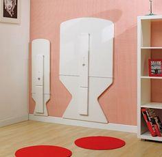 mesa plegable para pisos pequeños
