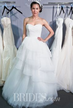 Blue Willow By Anne Barge Wedding Dresses Spring 2015 Bridal Runway Shows Brides.com | Wedding Dresses Style | Brides.com