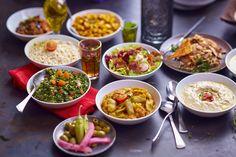 La bonne adresse de JEP :Noura, Le Liban dans votre assiette !  http://infos-75.com