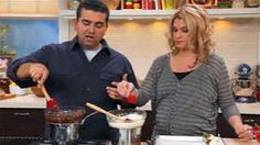 Official Homepage for TLC. Chef Recipes, Food Network Recipes, Italian Recipes, Buddy Valastro, Cake Boss, Tv Shows, Seafood, Kitchen, Pie