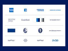American Express American Express Credit Card, Brand Manual, Minimalist Business Cards, Online Logo, Professional Logo Design, Design Language, Logo Maker, Brand Identity Design, Corporate Identity