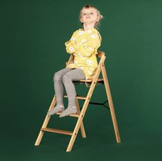 Childrens high chair, design; Ole Petter Wullum