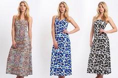 Zachte Jersey Maxi jurken