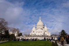 Iconic places of Paris by Guillermo Olaizola