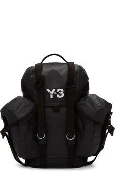 f4233964e8 Y3 · Y-3 - Black XS Utility Backpack Shopping Spree