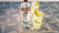 Do try this Smirnoff Orange Soda Fruit Smash at home #paidpartnership