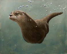 Mickey Schilling. Otter