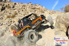 Shawn Inman Crawling Chaos Racing at the King of the Hammers off road race