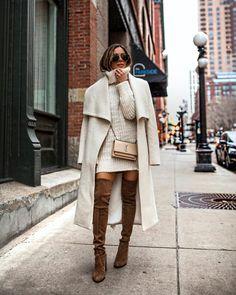 28bafae09674 fashion blogger mia mia mine wearing an ivory coat from mango and stuart  weitzman over-