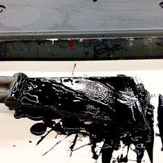 INK . #black #cmyk #CMYK #cyan #yellow #magenta #black #nero #ink #print #printers #quality #photo #picoftheday #picoftheday #contitipocolor #book #museum #catalogue #photo #art #follow