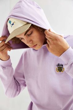 Stussy Embroidered W