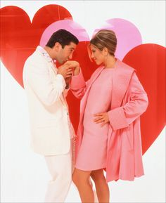 ImageFind images and videos about friends, Jennifer Aniston and David Schwimmer on We Heart It - the app to get lost in what you love. Friends Tv Show, Friends Season 1, Serie Friends, Friends Cast, Friends Moments, Friends Forever, Friends Ross And Rachel, I Love My Friends, Best Friends