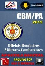 Apostila Digital Concurso Bombeiro PA Oficiais Bombeiros 2015