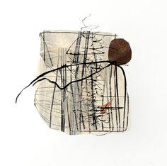 Powerful Simplification – Expressive Abstraction by French Artist Kitty Sabatier Modern Art, Contemporary Art, Create Drawing, Drawing Tips, Picasso Paintings, Ink Paintings, Pamela, Henri Matisse, Mark Making