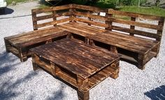 Benches, Facebook, Table, Diy, Furniture, Home Decor, Arquitetura, Banks, Decoration Home