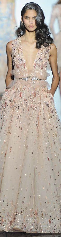Zuhair Murad Spring/Summer 2015 Haute Couture
