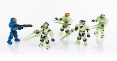 Halo - Last Man Standing Zombie Pack | Mega Bloks - Collectors