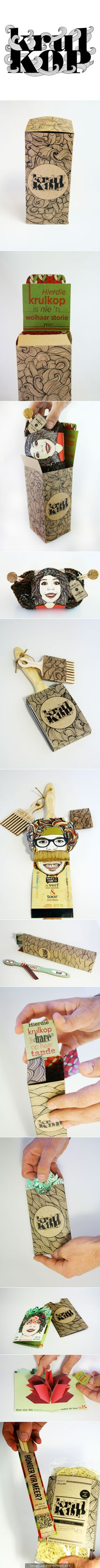 Lesson to be learned in #packaging yourself PD - created via https://www.behance.net/gallery/Direct-Mail-Self-Promotion/8279721