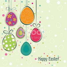 Easter Greeting Card  Easter Greeting Cards Font Logo And Fonts