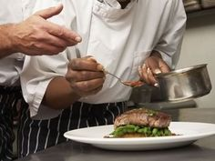 Learn to cook with a chef