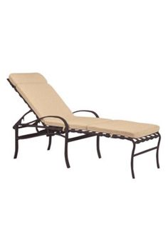 Palladian Patio Chaise Lounge Chairs With Iron Frame