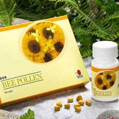 DXN Bee Pollen Bee Pollen has been a highly regarded health food through the ages. It is a natural source of protein, minerals, amino acids and enzymes. Regular consumption of Bee Pollen assists in the maintenance or improvement of general well-being. DXN Bee Pollen is an ideal dietary supplement that complements and boosts your appetite.  300 mg x 120 tablets / bottle FDA Reg. No.: FR-56072  #DXN #BeePollen