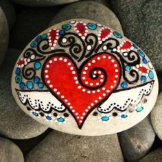 Painted Rocks: tips and inspiration! – Just Imagine – Daily Dose of Creativity