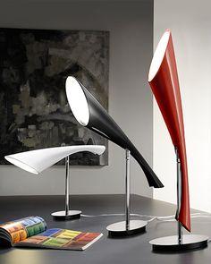 POP Table lamp / Produced by Mantra Iluminación / Designed by Santiago Sevillano www.mantrailuminacion.com