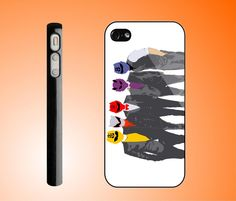 Power Ranger Case For IPhone 5, IPhone 4/4S, Samsung Galaxy S2, Samsung Galaxy S3 Hard Case