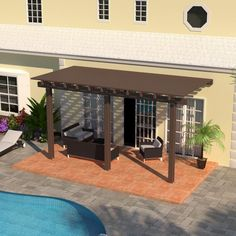 22 Awesome Pergola Patio Ideas | Patio landscaping