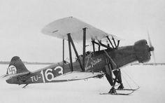 Ilmavoimat VL Tuisku - from my alternative history of the Winter War at http://www.alternativefinland.com/the-1933-ilmavoimat-procurement-program/