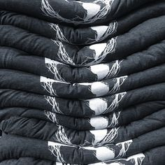 Fabric // Abundance. there are stacks on the stack of these stacks  #superiorink #design #fashion #apparel #denver