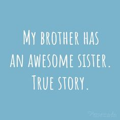 Happy Birthday Wishes for Brother - Best, Funny, Heart-touching, & More Birthday Brother Quotes Brother N Sister Quotes, Brother Humor, Sister Quotes Funny, Funny Quotes, Nephew Quotes, Quotes Quotes, Funny Sister, Younger Brother Quotes, Thoughts