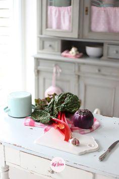 Syl loves, happy kitchen, vintage, food, I love cooking